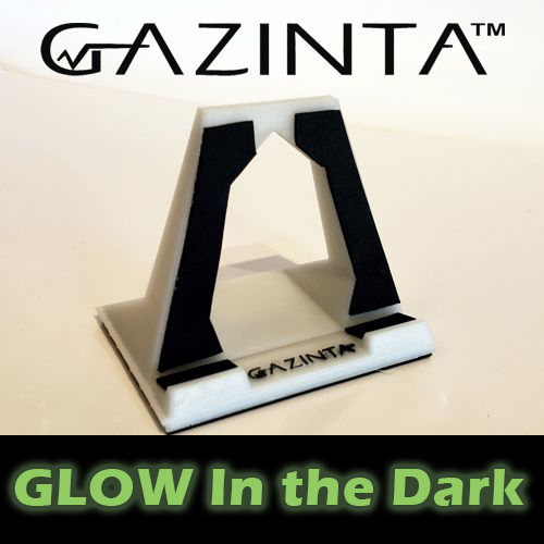 Gazinta - Desktop Smart Phone Holder, universal fit, glow in the dark